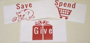 savespendgive