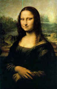 leonardo-da-vinci-Mona Lisa