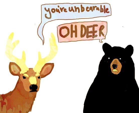 oh deer joke
