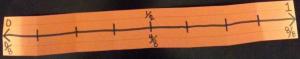 sentence strip