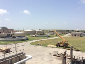 Greenwood Waste Water Treatment Plant (WWTP)